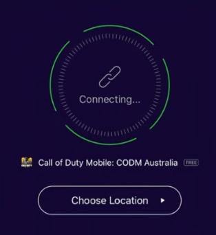 Подключение к серверу Австралии