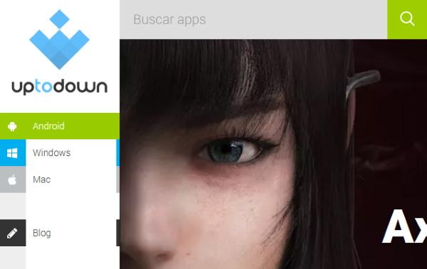 Сайт uptodown.com
