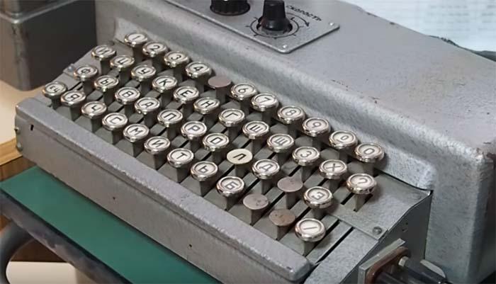 Телеграф азбуки Морзе
