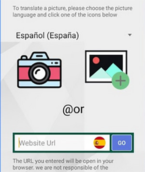 Переводчик для текстов по фотографии — приложение в Google Play