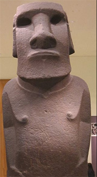 Статуя Моаи