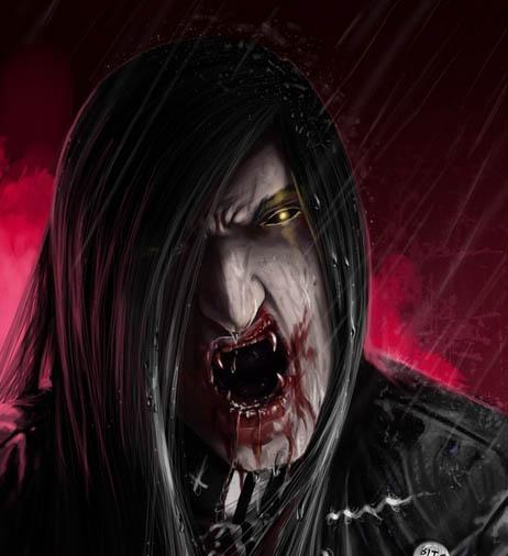 Вампир для авы Тик Ток