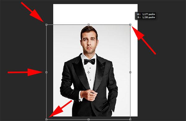 Размещаем изображение в шаблоне