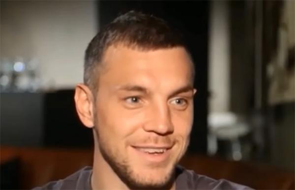 Футболист Дзюба