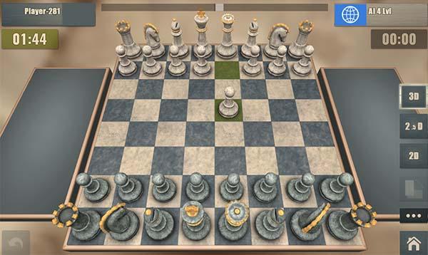 3D шахматы для Windows 10