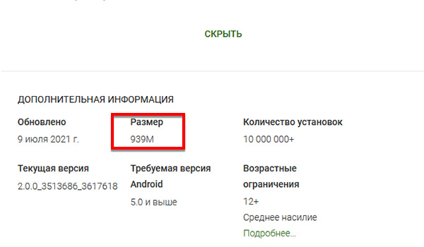 Genshin Impact в Google Play